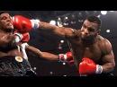Бокс Майк Тайсон Тревор Бербик комментирует Гендлин Mike Tyson vs Trevor Berbick