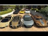 GTA 5 Real Supercar Mods