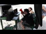Бьянка - съемки клипа