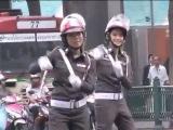 SEX SHOOTER music video unofficial w/ Thai policewomen dancing