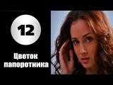 Цветок папоротника - 12 серия (2015) / 16 серийная мелодрама фильм сериал