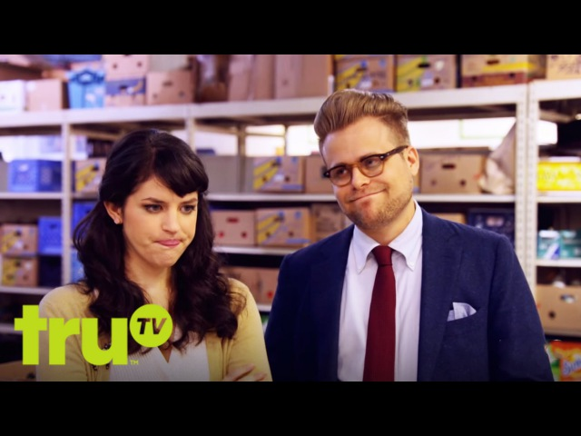 Adam Ruins Everything - Why You Shouldn't Donate Canned Food to Charities