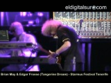 Concert Brian May &amp Edgar Froese (Tangerine Dream) - Starmus Festival Tenerife
