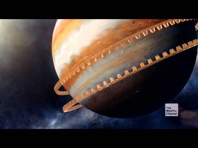 Крайности космической погоды 2 серия: Самый мощный ураган в Солнечной системе