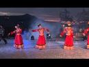 Ансамбль Саяны , танец. Хоомей в Центре Азии 2015. Открытие.