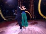 Ксения Алферова и Денис Тагинцев - Квикстеп | Танцы со звездами | 14.02.2015.