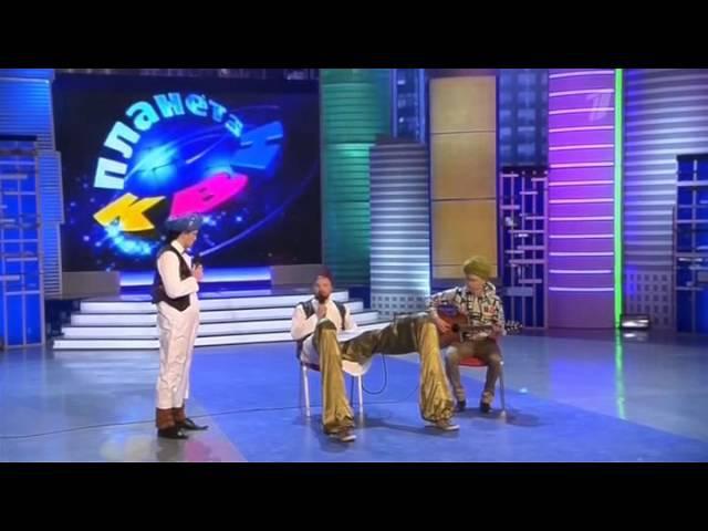 КВН 2013 высшая лига 1/8 финала Союз Музыкальный