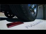Дроп-тест: LG G Flex 2 vs Машина