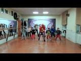 Хип-хоп, дети (5-9 лет), хореограф - Вашеця-Калмыкова Юлия, Студия танца