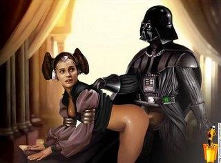 Секс звездыне войны