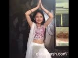 ♥ ℓ٥ﻻ ﻉ√٥υ♥  Милая Харшали Малхотра танцует под песню Салмана Кхана