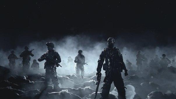 call of duty 2 прохождение часть 1