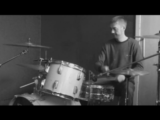 Goga drummer - The 69 Eyes -Never_Say_Die(Drum Cover))