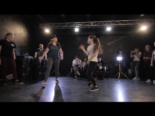 Lulu vs Alya - 3 |Dancehall Pro| Myway Groove 2015