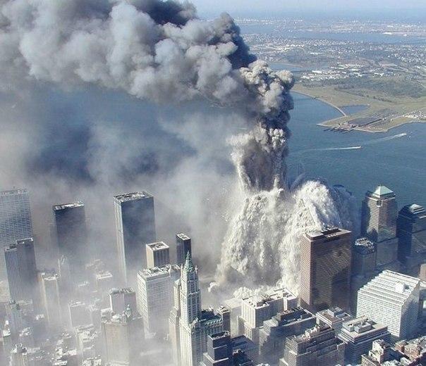 Пугающая закономерность чисел теракта 11 сентября 2001 года