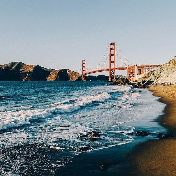 красиво вода мост