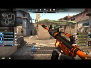 Enso vs caz, SLTV ProSeries XIV, Playoff, map 1 mirage