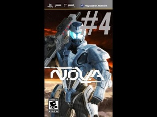 N.O.V.A.: Near Orbit Vanguard Alliance PSP #4