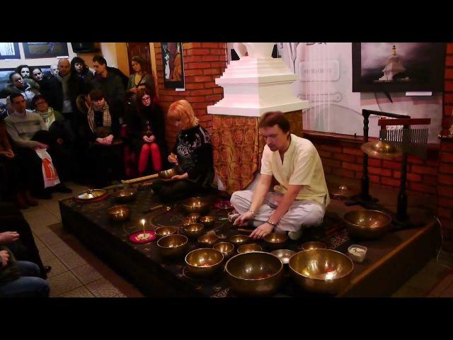 Медитация тибетские поющие чаши скачать бесплатно