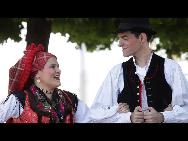 Ana Rucner feat HKUD Osijek 1862 Drmeš pleše cijeli svijet