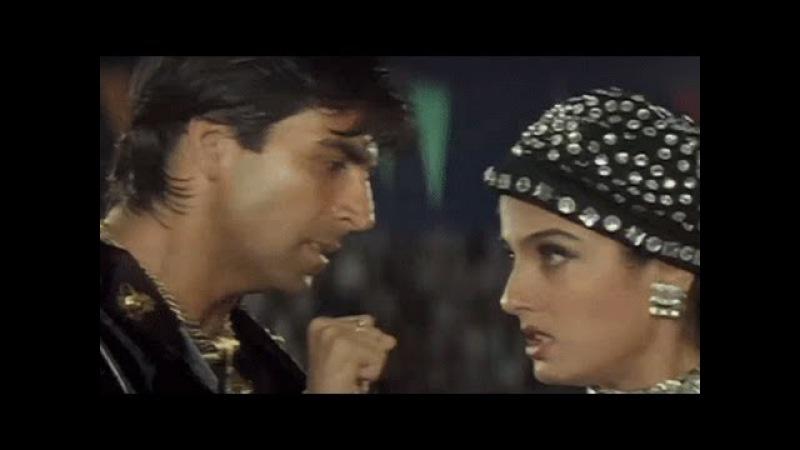 Meri Sason Mein Garmi, Akshay Kumar, Abhijeet - Barood Dance Song » Freewka.com - Смотреть онлайн в хорощем качестве