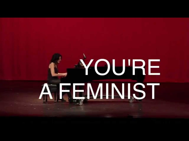 Sorry Babe, Youre a Feminist - Katie Goodman of Broad Comedy