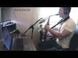 Cedric Zeyenne Feat. SaxoKid - Feel You (Saxophone version)