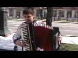 Анатолий Новиков - Смуглянка (аккордеон)