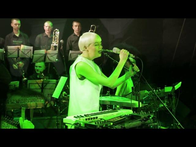 ONUKA - MISTO @ Live in Kiev [Feat. Brevis Orchestra]