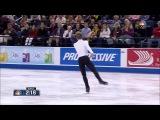 2015 U.S. Nationals - Adam Rippon FS NBC
