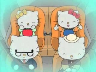 Hello Kitty - Я умею ходить в туалет