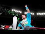 John Cena becomes the