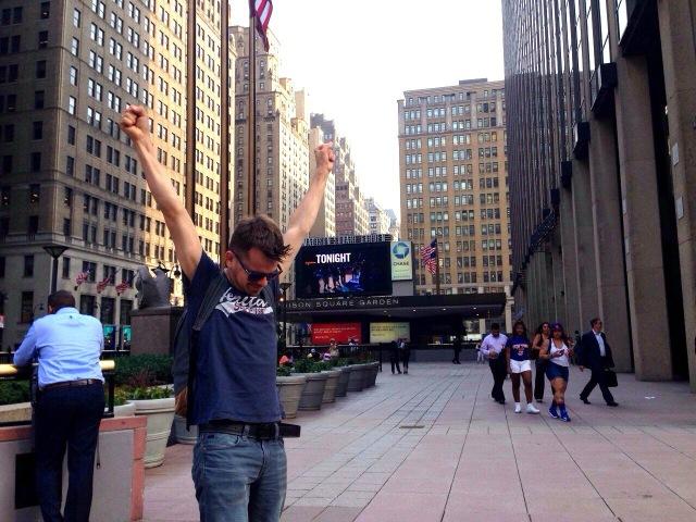 Впервые в центре Нью-Йорка! Манхэттен, Таймс Сквер, Бродвей, Статуя Свободы, Уолл Стрит 6/2015