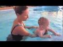 Как научить ребенка плавать и нырять