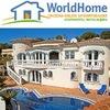 Аренда вилл и апартаментов для отдыха. WorldHome