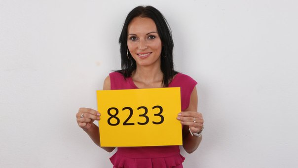 HD Czech Casting Veronika 8233