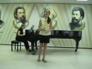 "Алинка поет Арию Церлины из оперы Моцарта ""Дон Жуан"""