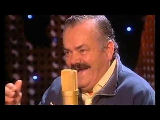 Испанец-хохотун рассказывает самый угарный анекдот