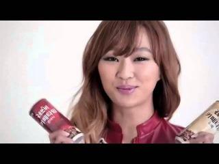 Hyorin Sistar Let's be CafeTime CF