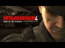 "METAL GEAR SOLID 4 GUNS OF THE PATRIOTS ""If Today Was Your Last Day"" Trailer"