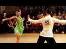 Filip Karasek - Sabina Karaskova, Prague Open 2014, WDSF WO latin, final - chachacha