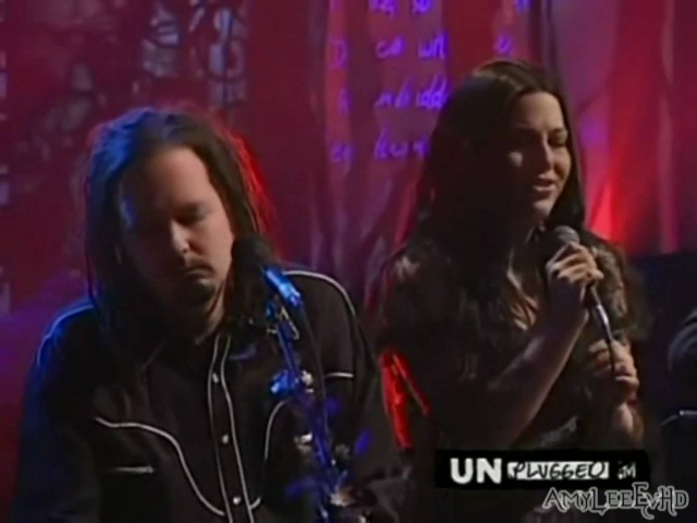 KoRn Feat. Evanescence - Freak On A Leash (MTV Unplugged)