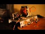 Усилитель гитарный ламповый. схема Чамп 5ф1.