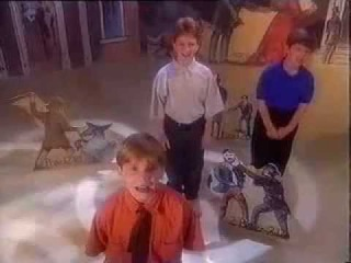 LIBERA  a tribute to soloist DAREN GERAGHTY song One Voice 1993