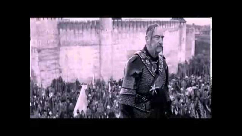 Речь Тараса Бульбы перед боем.
