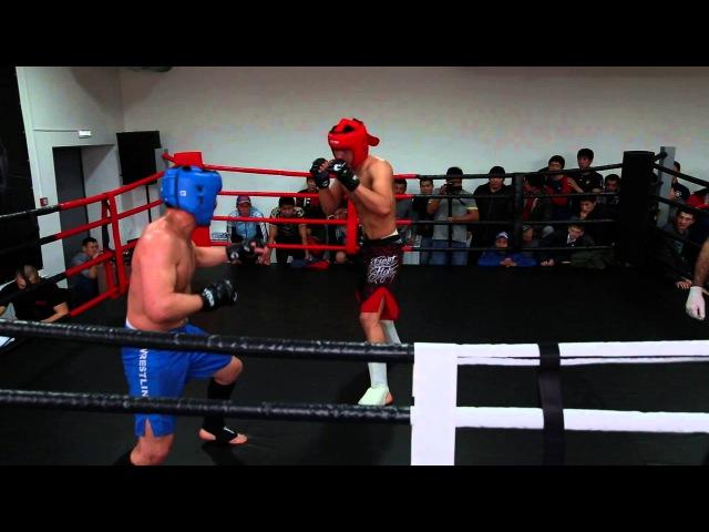 Горяев Очир- Уланов Игорь. Весовая категория финал 77,1 кг