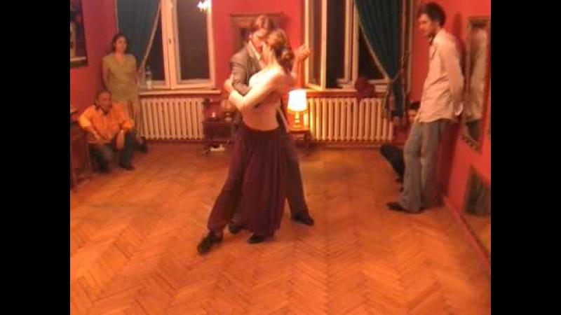 Tango nuevo - colgadas demo - Tymoteusz Ley