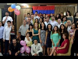 Վրաստանի Հայ Համայնքը տոնեց Հայաստանի Հա&#139