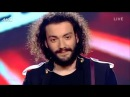 The Voice of Greece | ΠΑΝΑΓΙΩΤΗΣ ΒΙΤΖΗΛΑΙΟΣ - DIRTY DIANA - MICHAEL JACKSON | 3rd Live Show (S01E15)