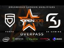 Penta vs SK Gaming - Map 4 - Overpass (Dreamhack London Qualifiers)